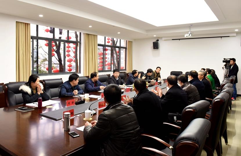 区十七届人大教育科学文化卫生委员会召开第一次会议